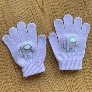 Custom youth gloves NWOT